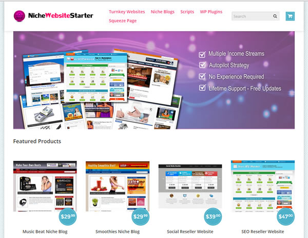 Setup a Website Reselling Business On Your Hosting