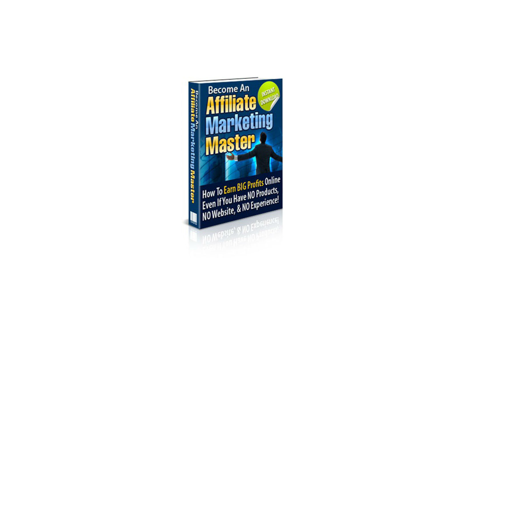 give you a Ebook Become an Affiliate Marketing Master resell rights!