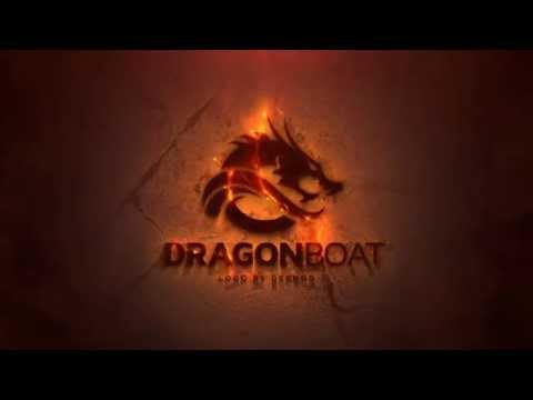 create an awesome burning intro with your Logo