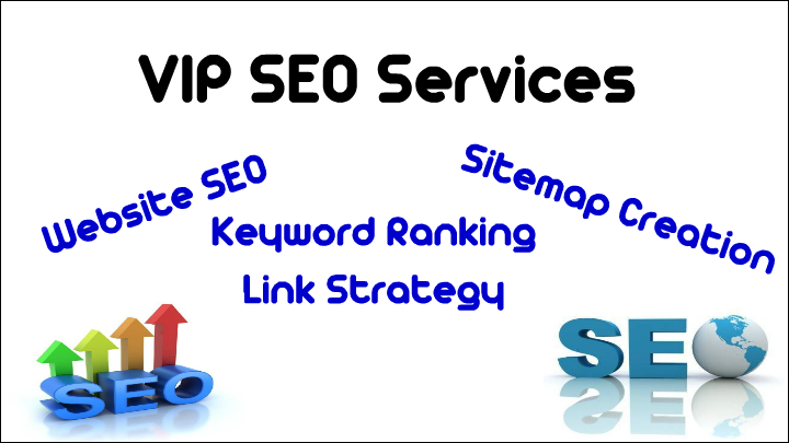 provide a detailed SEO report of your website