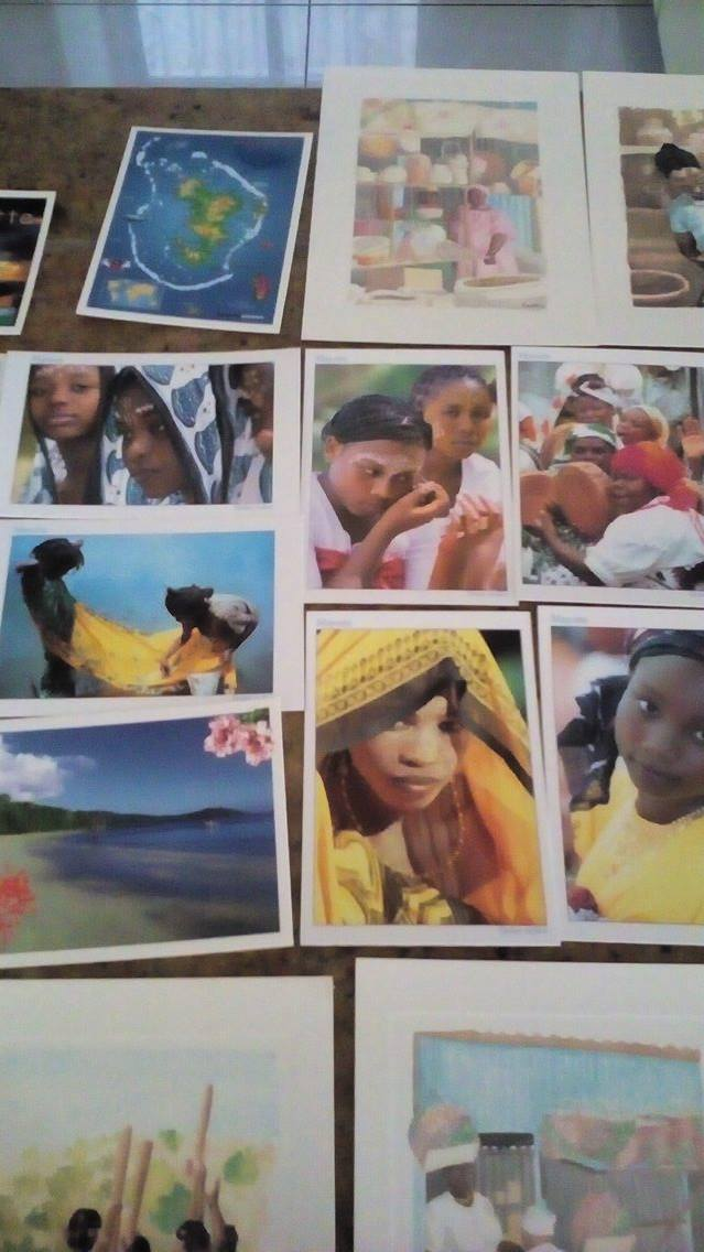 send you postcard from Mayotte or Comoros