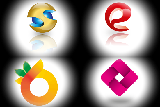 create professional logos and graphics
