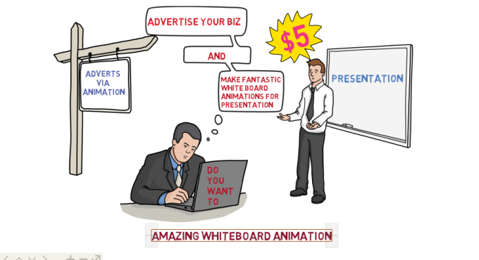 create an amazing whiteboard animation Video