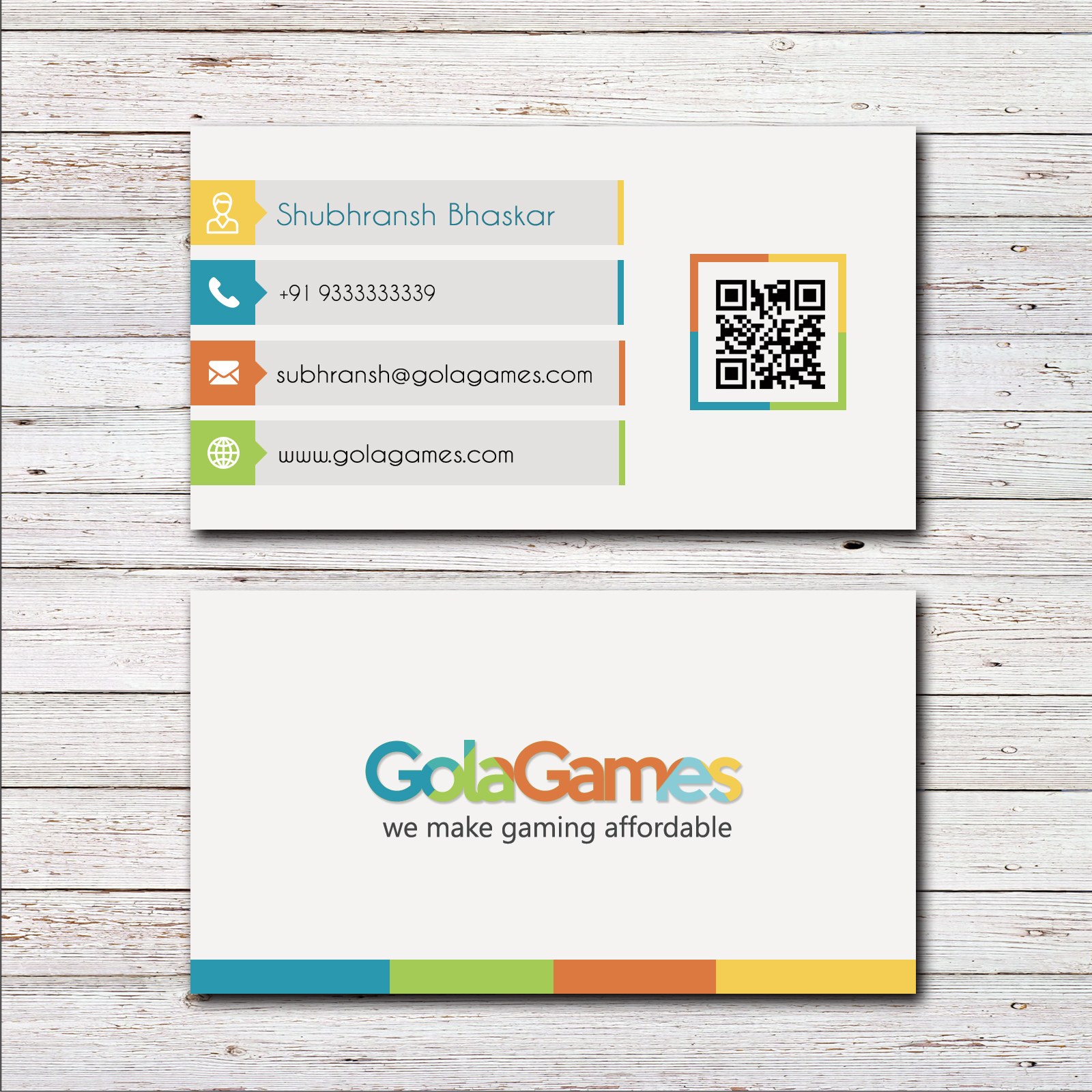 design business cards for your company
