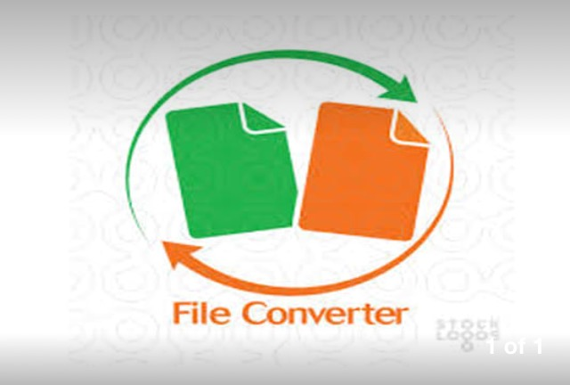 Convert any kind of file to another relevant formats for you