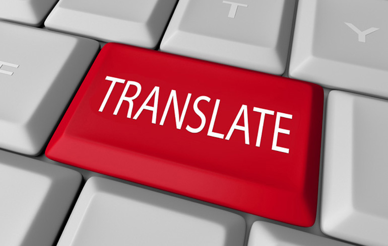 Translate 10 minutes of video/audio clips from Arabic to English or vice versa