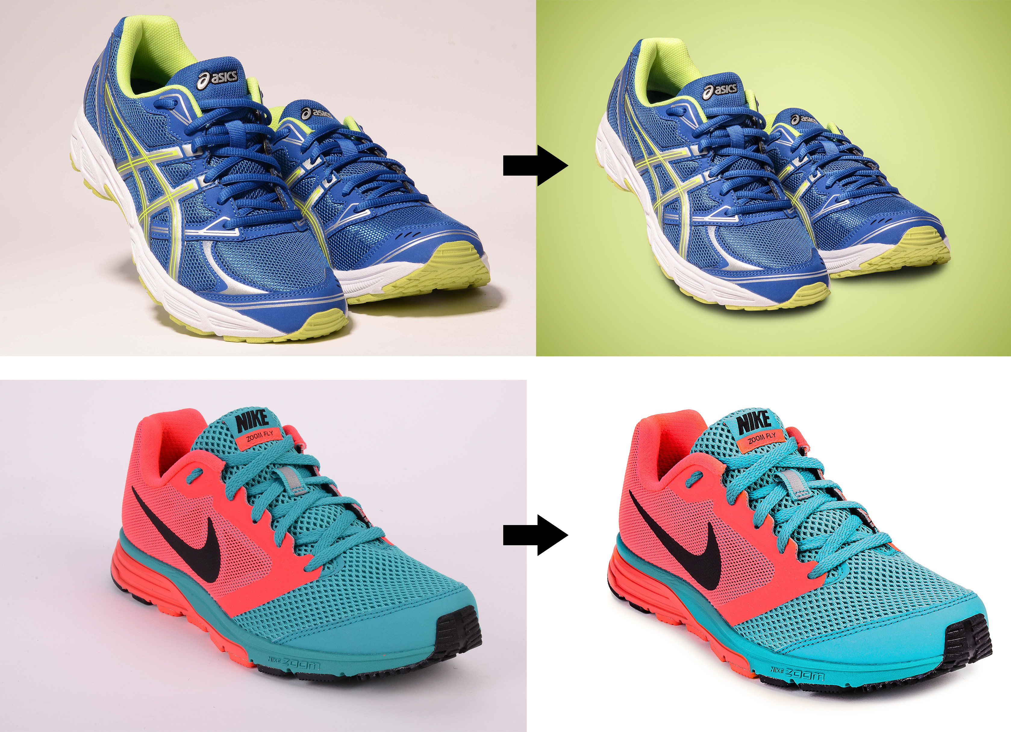 do Photoshop editing for e-commerce