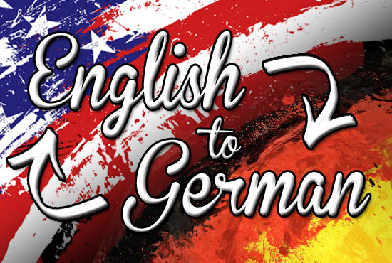 translate 500 words from English to German