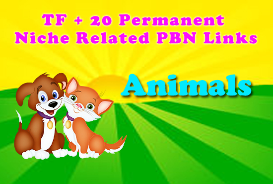 Boost Your Rankings With High TF 20 Animals Related Pbn Links
