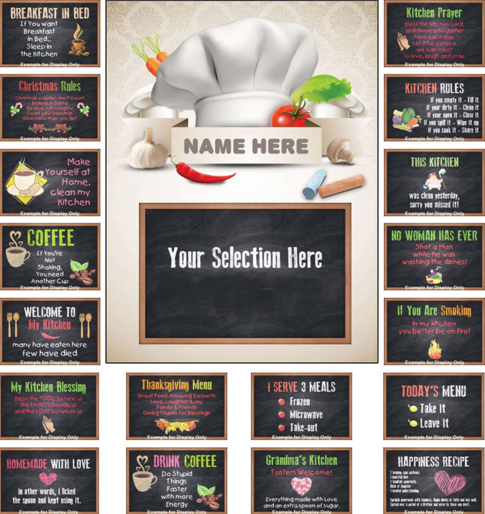 Personalized-Kitchen-Expressions