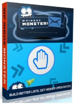give you a WordPress Plugin INBOXMONSTER