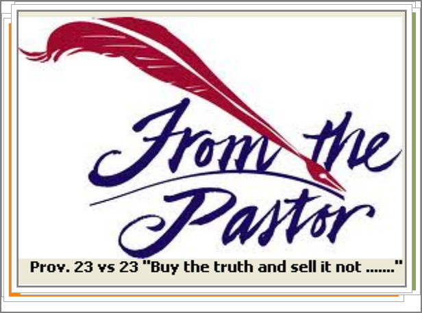 develop written biblical message or sermon on any topic