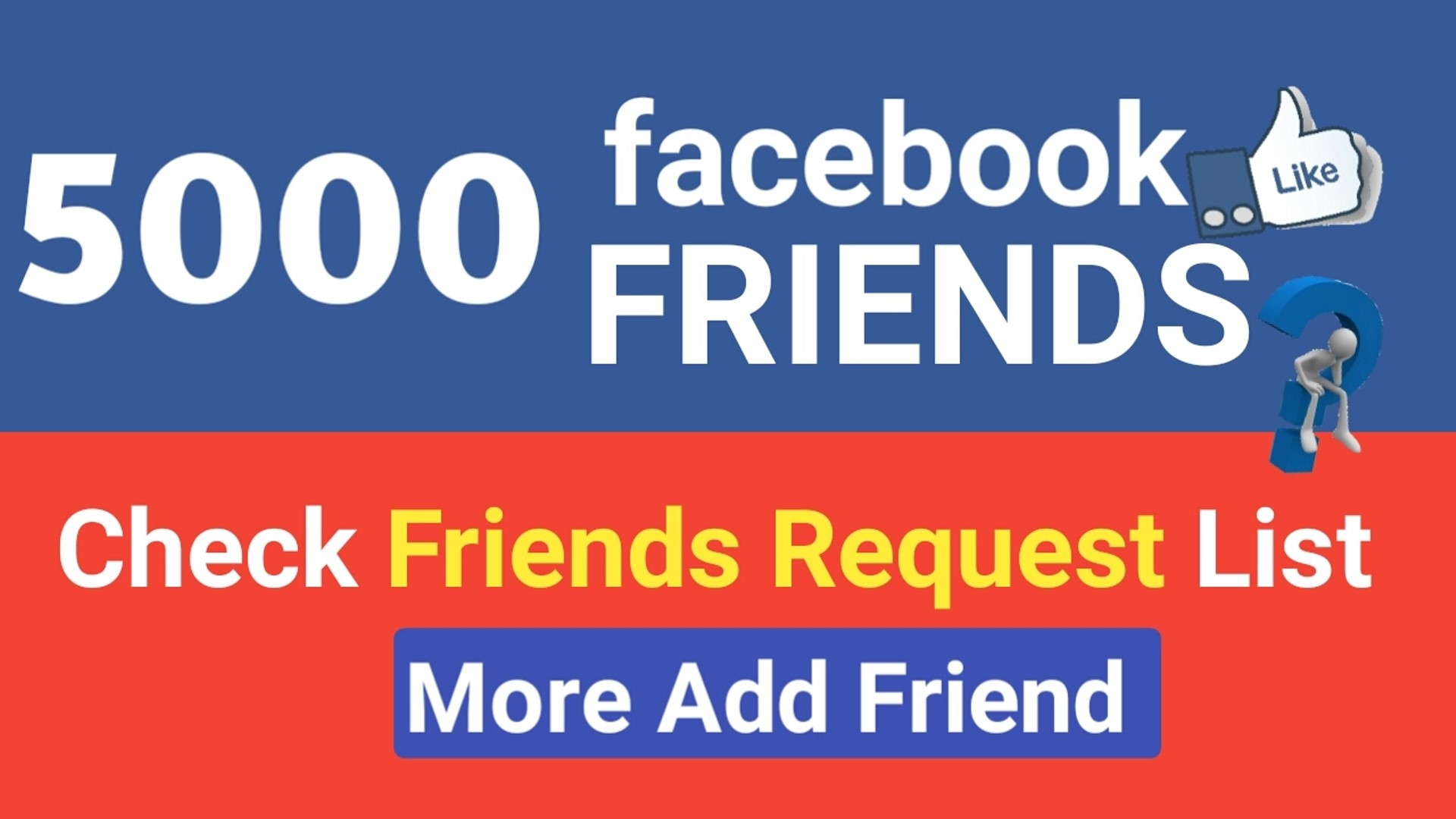 suggest you to 2000 friends on facebook