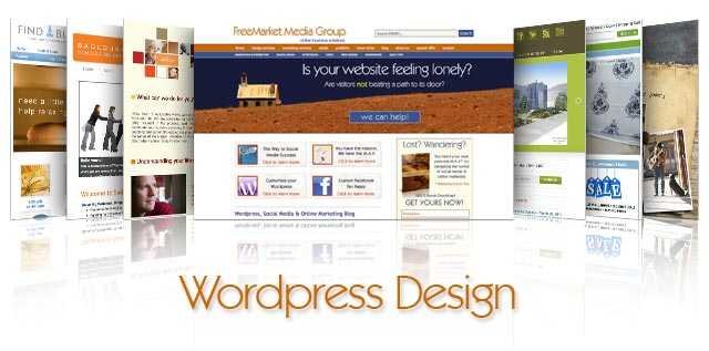 design a responsive wordpress website