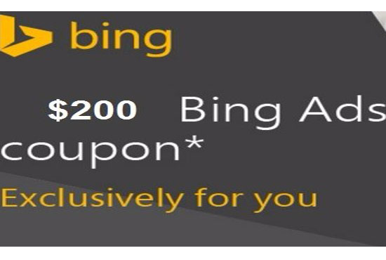 Supply bing $200 coupon @ only