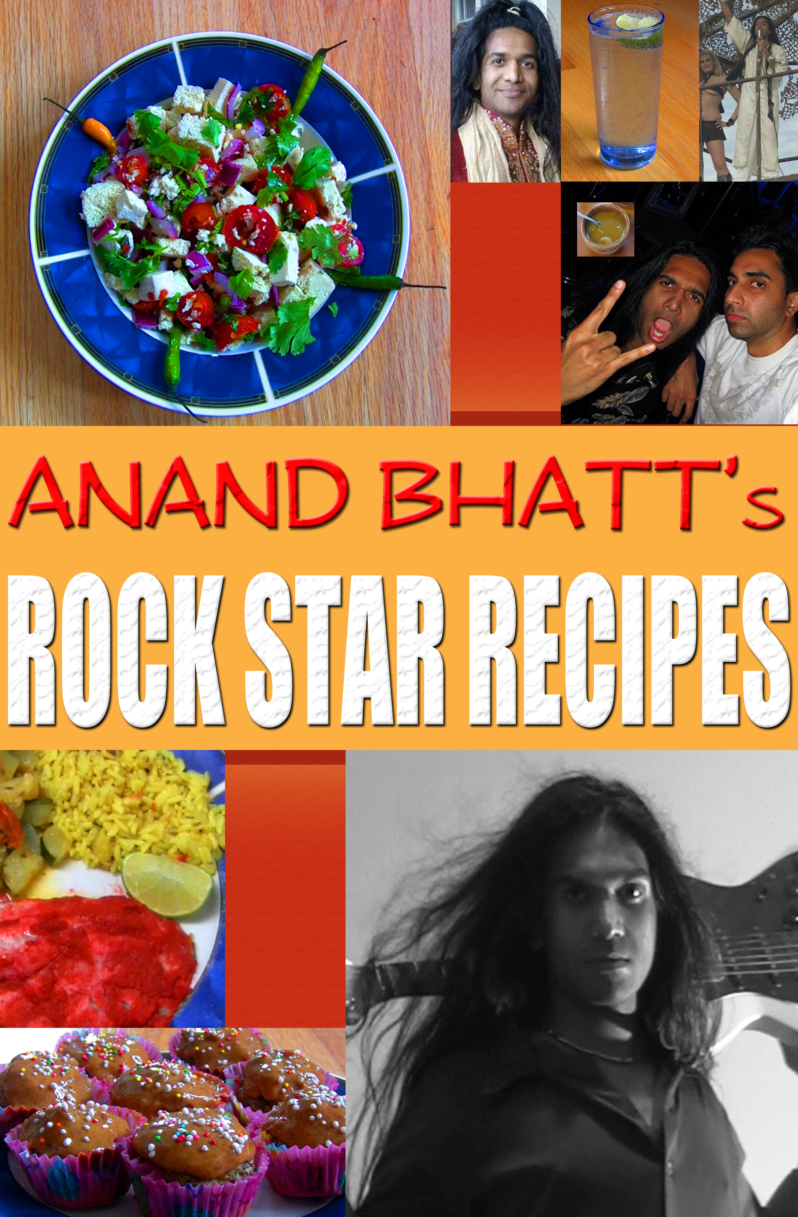 give you over 200 celebrity recipes