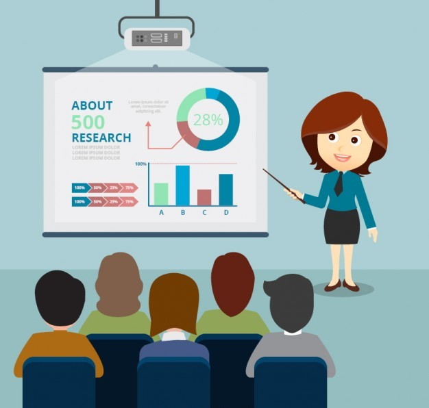 design professional and animated PowerPoint templates