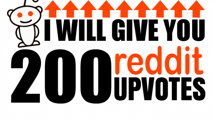 Buy 200 Reddit Upvotes