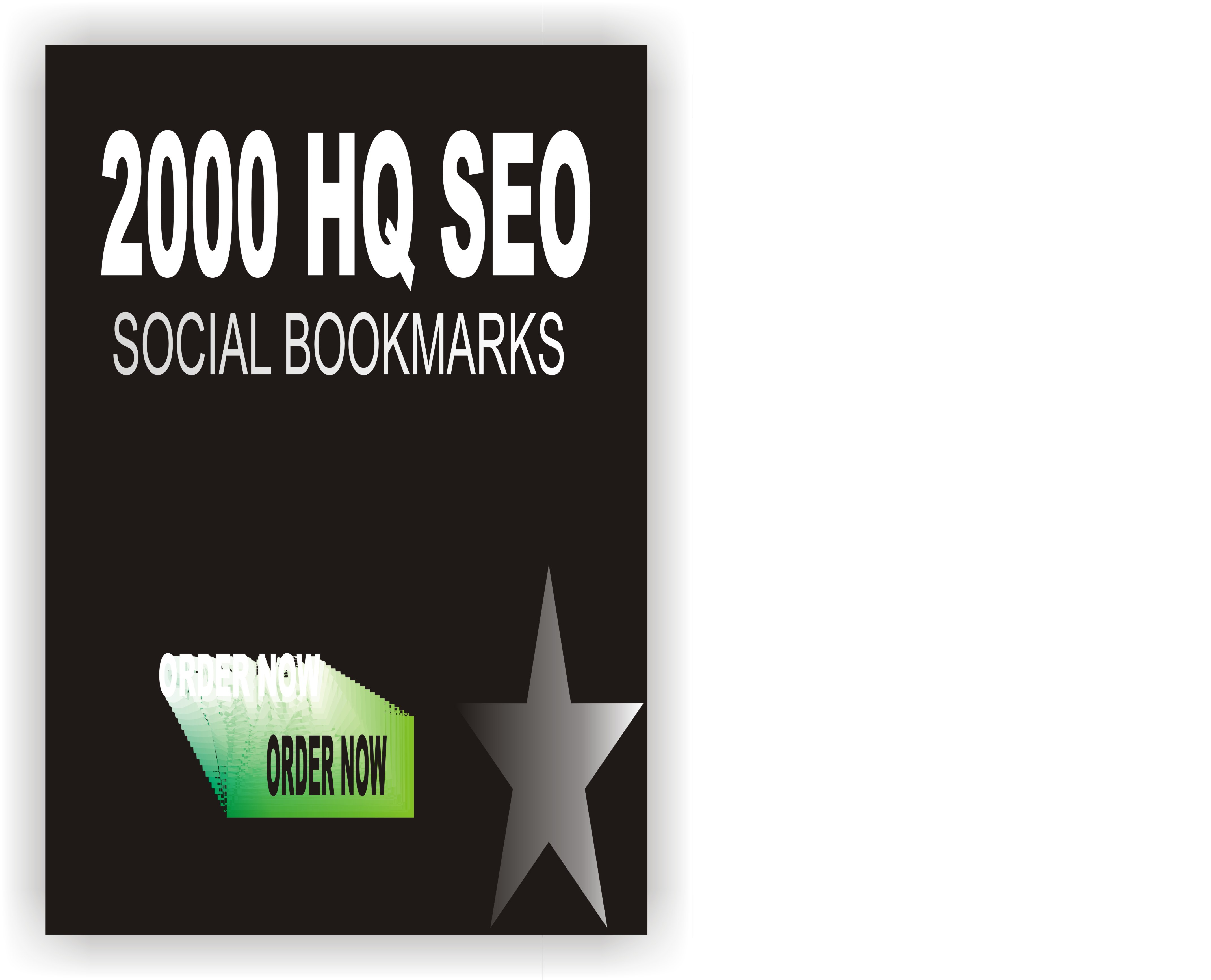 add you website to 2000 social bookmarks, with HQ backlinks, rss and pings