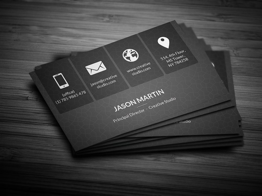 design creative business card for you