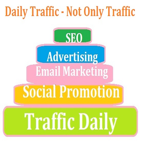 45,000 Traffic Visitors For Your Website