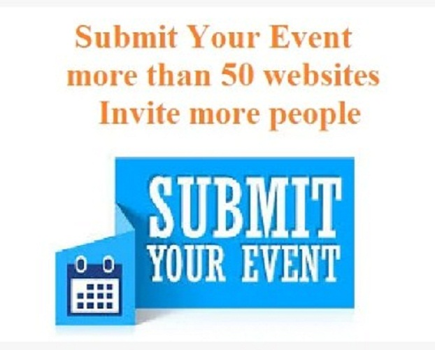 Your Event Promotion to 50 websites
