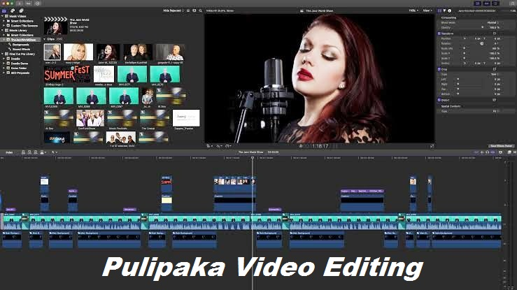 Professional Video Editing,Titles,Youtube intro Audio Mix