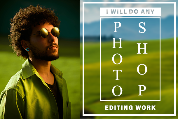 do fast Photoshop Editing
