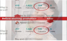 increase your social media followers/subscribers by digital marketing