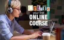 show you how to create an online course