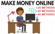 teach you how to Make Money Online with my 20 Top and Private Best Strategies