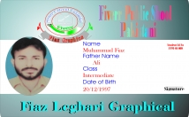 Design An Awesome And Professional Business Card And Visiting Card and School Card and ID Card Facebook Cover For You