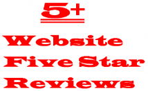 5+ Google Website Lifetime Guaranteed Verified Customer Reviews Active Users