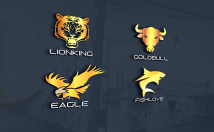 design 3d logo for your business and brand